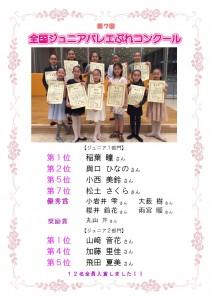 2015年5月4日ぷれコンクール