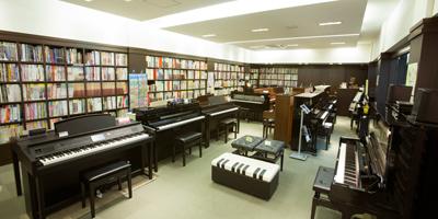 スガナミ楽器経堂店