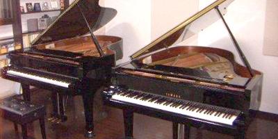 2台のピアノのための防音室(14畳)