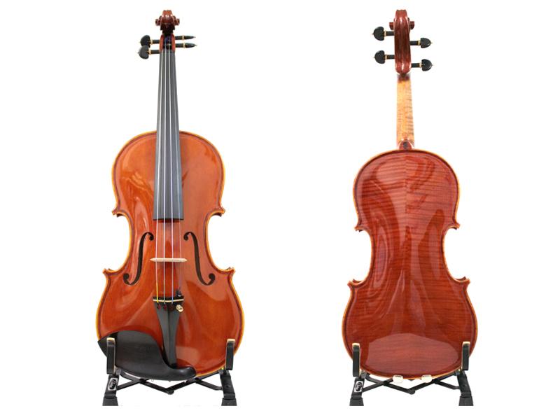 新作イタリアバイオリン Plamen Edrev