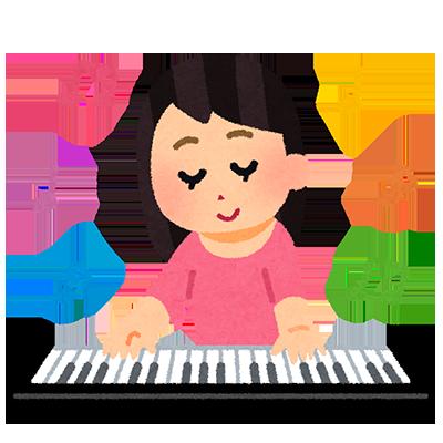 鍵盤レッスン