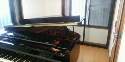 グランドピアノ1台のための防音室(マンション)