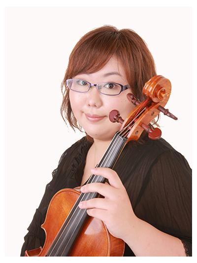 バイオリン 里見 奈穂子