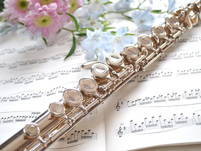 大人から始めるのにおすすめの楽器とはフルート