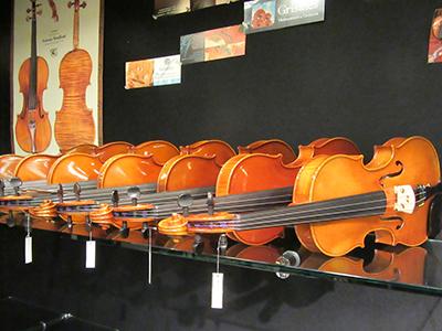 特選アウトレットバイオリンが最大30%OFF