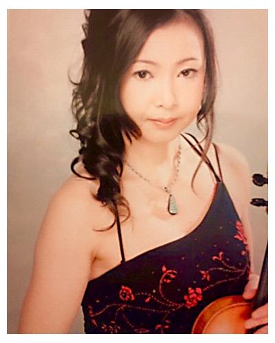 バイオリン大須賀玲子
