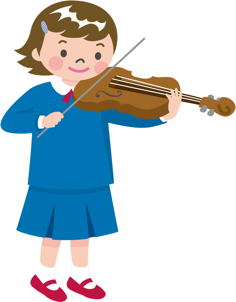 こどもの習い事バイオリン