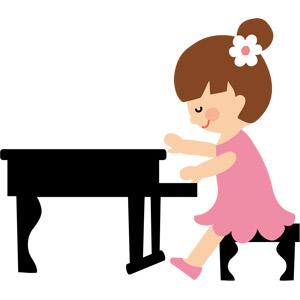 こどもの習い事ピアノ