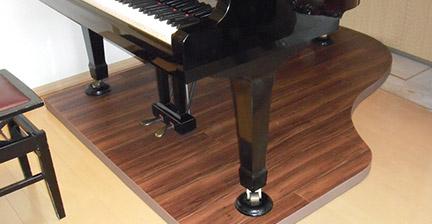 グランドピアノ,防音・音源対策