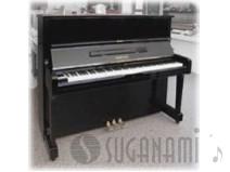ピアノ工房併設、中古ピアノ専門店 スガナミ楽器南橋本店