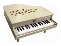 ミニピアノ P-32 (白)