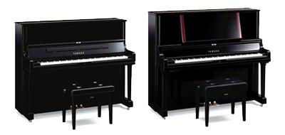 背の高いピアノの方が良い?