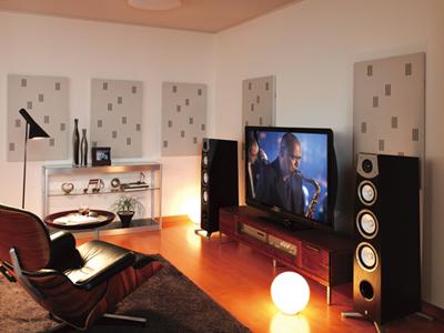 音響障害は「調音パネル」で改善できる