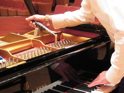 ピアノの調律頻度はどのくらいで行うべき?