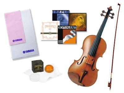 バイオリンのお手入れと保管方法