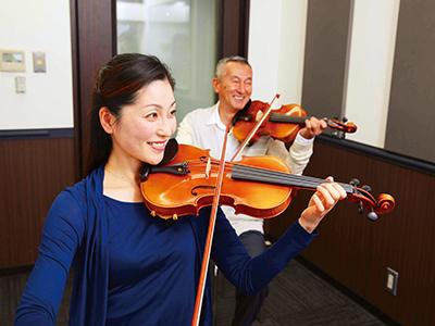 私の時間 はじめての3ヵ月コース「バイオリン」