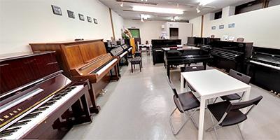 スガナミ楽器明石店