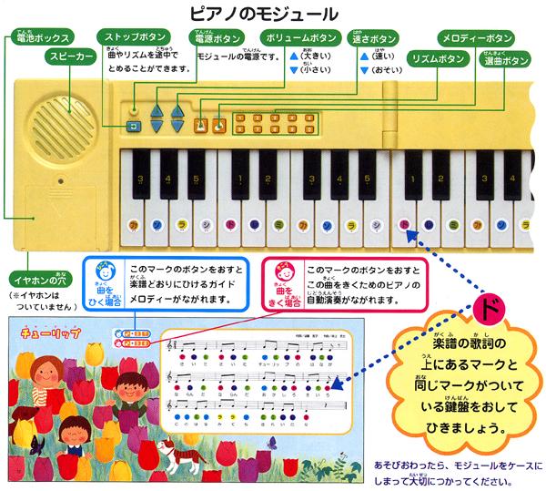 どうようクラシック 名曲ピアノえほん