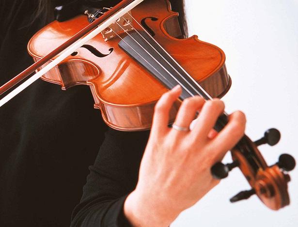 金曜日のバイオリンレッスン生募集中