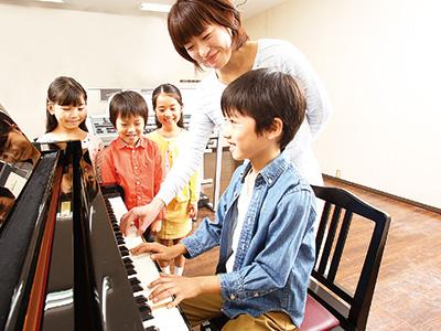 こどもの習い事、音楽レッスンならヤマハ音楽教室へ