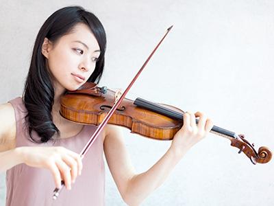 あこがれのバイオリンレッスンはじめませんか。