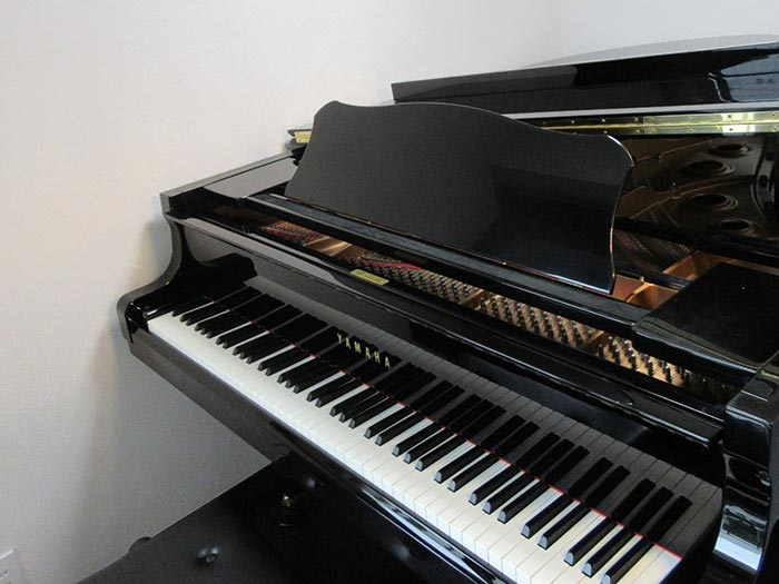 グランドピアノ1台のための防音室