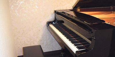 マンション購入時にグランドピアノ専用防音室を設置