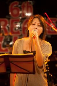 ゴスペルコース講師三木智子