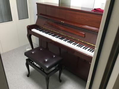 アップライトピアノの為の中古防音室2.5畳